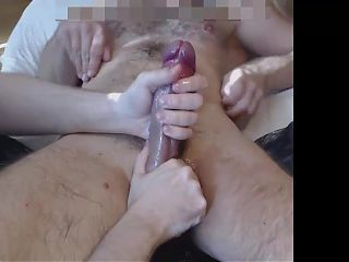 Me milk ballbust hairy hung stud